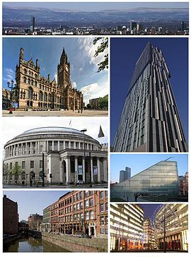 Translators and interpreters in Manchester