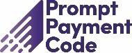 We support the Prompt Payment Code